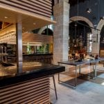 Proyecto iluminación restaurante
