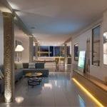 proyecto de iluminación vivienda en Madrid