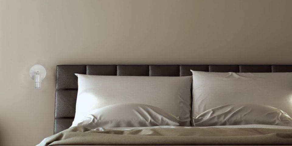 Ideal para la iluminación en habitaciones de hoteles