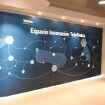 Proyecto de iluminación centro de demostraciones Telefónica