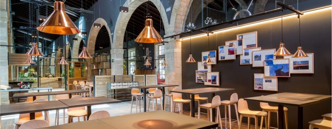 Especialistas en proyectos de iluminación para restaurante