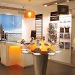 Iluminación para tiendas