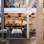 Proyecto de iluminación de Restaurante Madrid