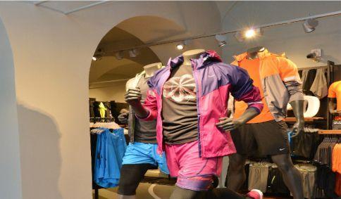 led especial para una correcta iluminación en tiendas de ropa