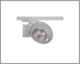 proyector led para carril de diseño compacto