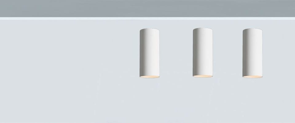 Aplique techo Led Cilim 85 para iluminación de hogar