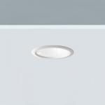 Downlight circular 12W para luz general