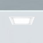 Downlight cuadrado 25W para iluminación general