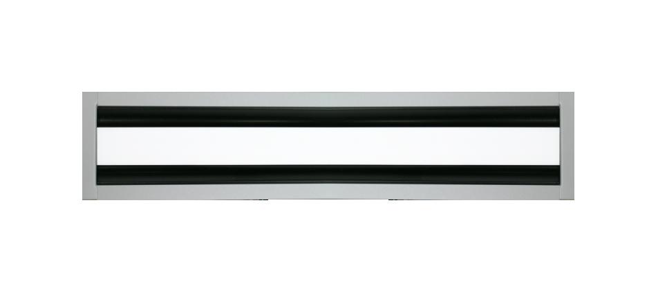 Luminaria lineal empotrada rus Apantallada