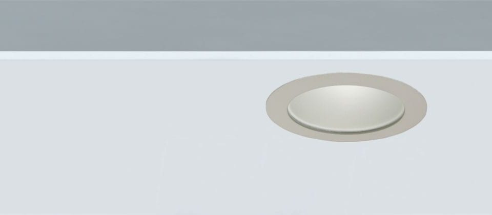 downlight empotrable fijo circular Led Ada2