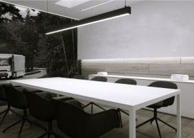 Especialistas en Proyectos de iluminación en Oficinas