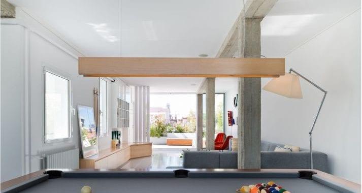 lamparas colgantes de madera para el diseño de interiores