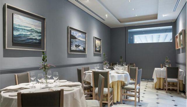 proyecto iluminacion interior restaurante