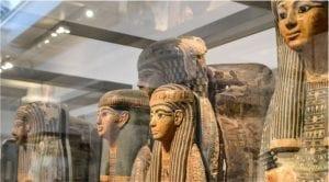 Soluciones de iluminación para museos y exposiciones