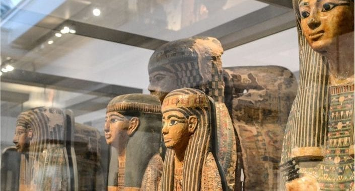 iluminación led museos