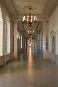 lamparas de techo pasillos