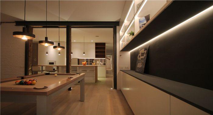 Iluminación de viviendas