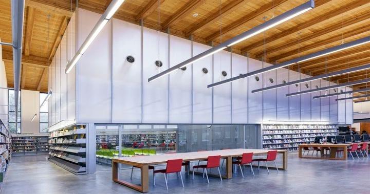 iluminacion bibliotecas