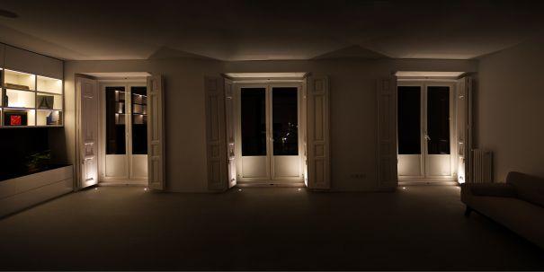 Iluminación para comedores minimalistas