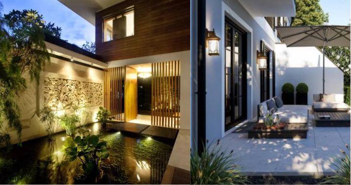luces de terraza