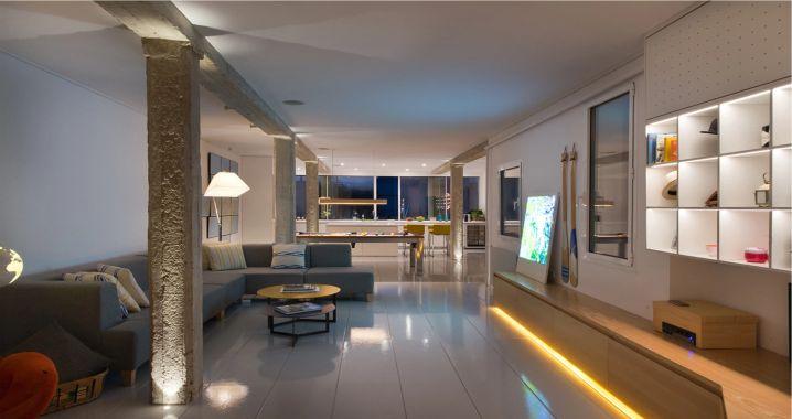 iluminación led hogar