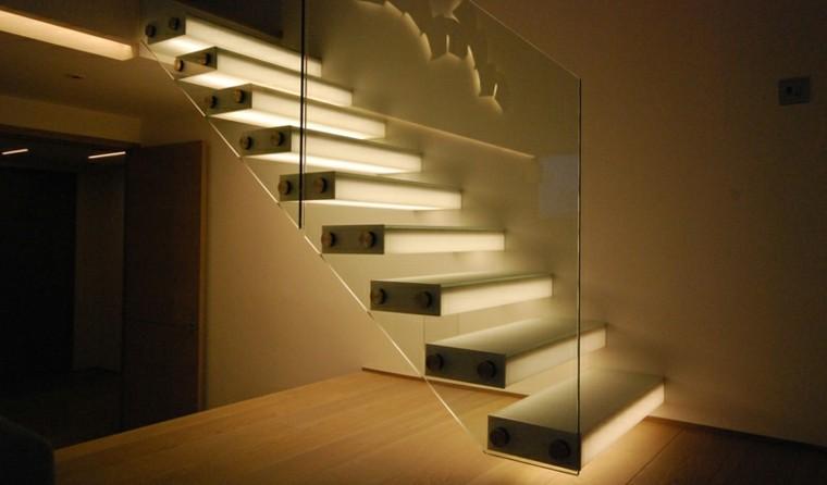 luces para escaleras