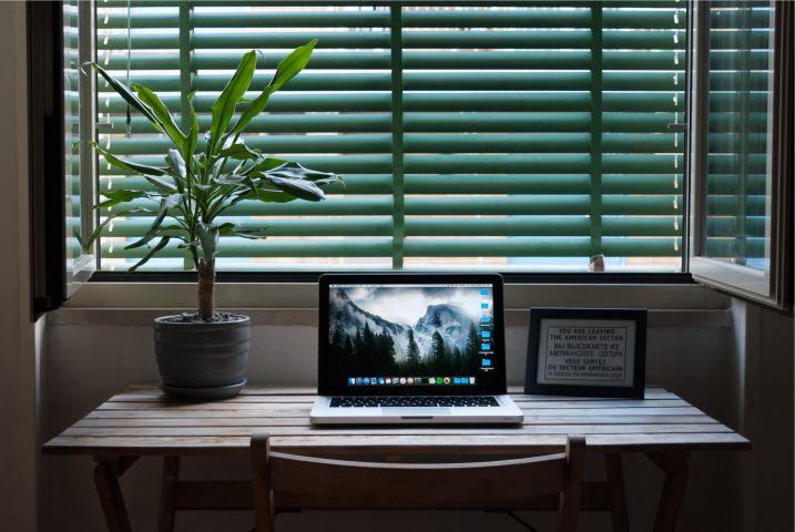 luz natural en zonas de trabajo