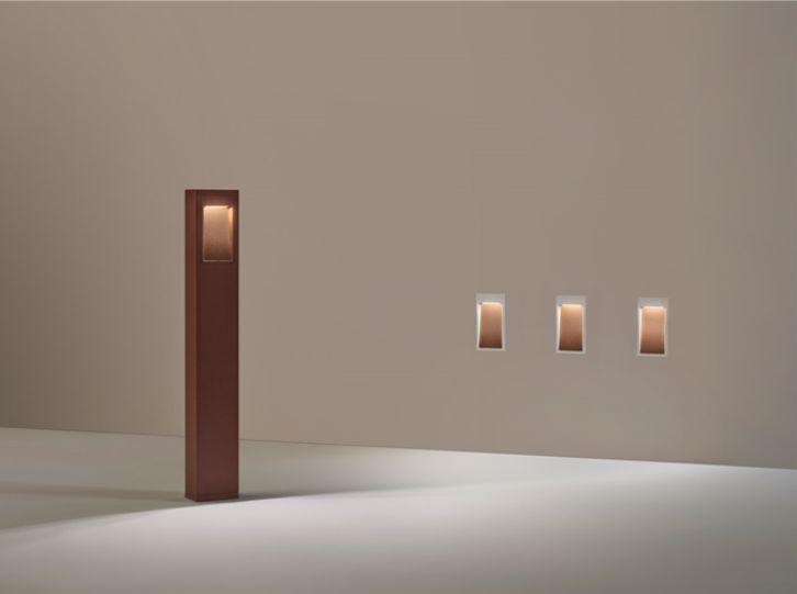 Balizas para iluminación exterior de casas