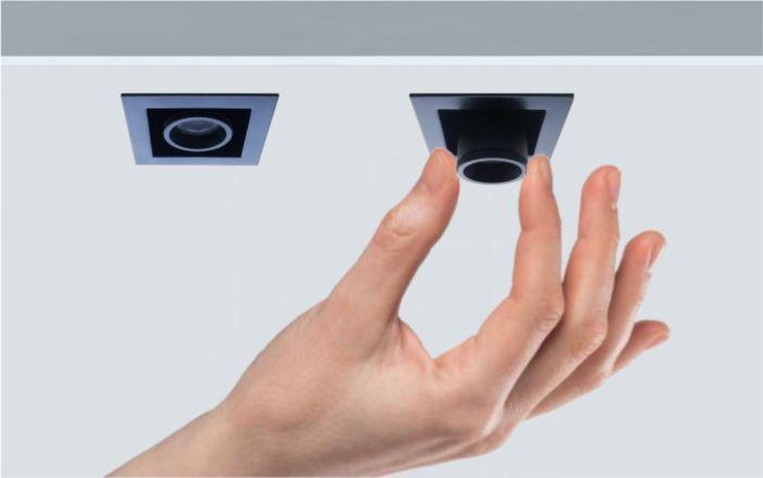 luminarias de tamaño reducido para iluminación técnica