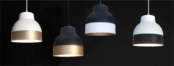 Luminaria led industrial suspendida