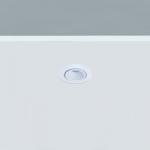 Mini Foco empotrable para vitrinas Lesor 50
