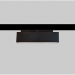 Proyector de carril wallwasher Wallight para el bañado de paredes en museos y exposiciones