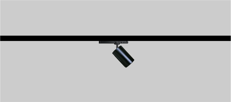 Proyector led carril Intrack Odeón 60